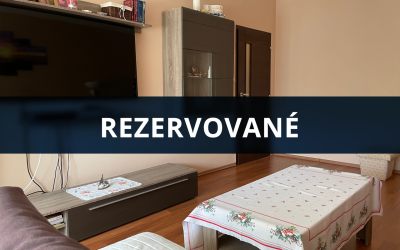 2 izbový byt | Nové Zámky