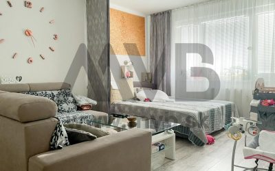 2 izbový prerobený byt | Nové Zámky